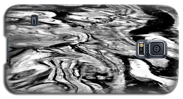 Water Abstract Galaxy S5 Case by Deborah  Crew-Johnson