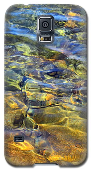 Water Abstract Galaxy S5 Case