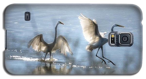 Water Ballet  Galaxy S5 Case