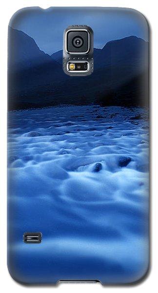 Water Blues Galaxy S5 Case