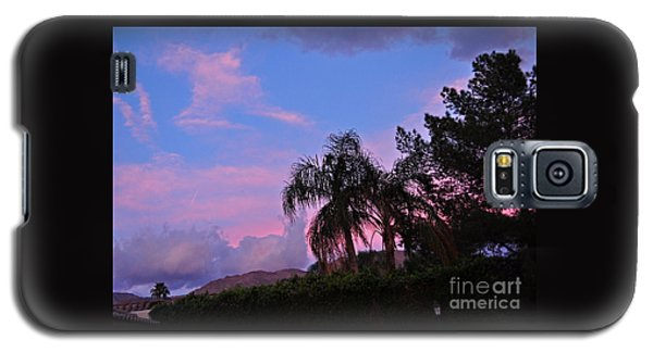 Water Colored Sky Galaxy S5 Case by Jay Milo