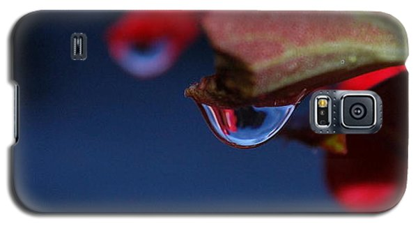 Water Coloured Rhapsody Galaxy S5 Case by Marija Djedovic