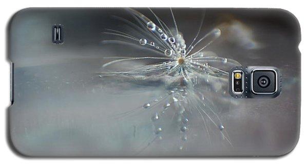 Water Drops Galaxy S5 Case by Eden Baed
