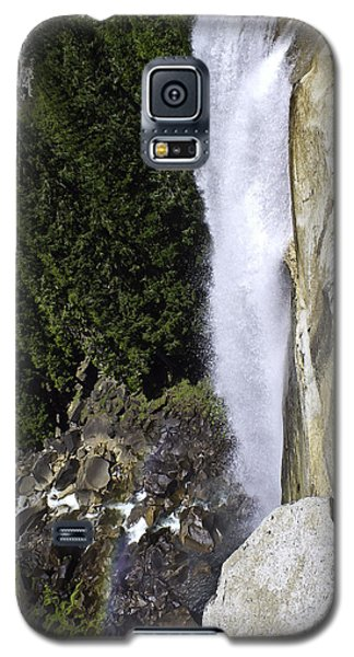 Galaxy S5 Case featuring the photograph Water Fall by Brian Williamson