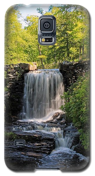 Water Fall Moore State Park 2 Galaxy S5 Case