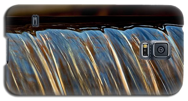 Water Falls Edge 3 Galaxy S5 Case