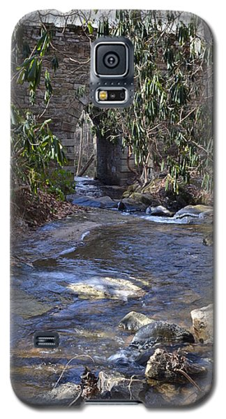 Water Flow To Poinsett Galaxy S5 Case