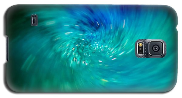 Water Flower Galaxy S5 Case