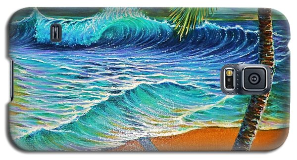 Water Forms Intersection Galaxy S5 Case