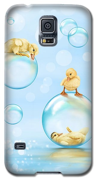 Water Games Galaxy S5 Case by Veronica Minozzi