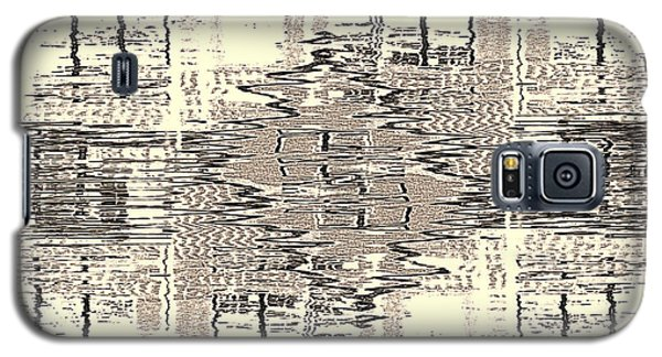 Water  Graph Galaxy S5 Case