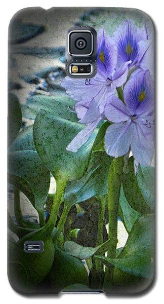 Water Hyacinth  Galaxy S5 Case