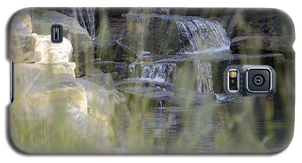 Water Is Life 1 Galaxy S5 Case by Teo SITCHET-KANDA