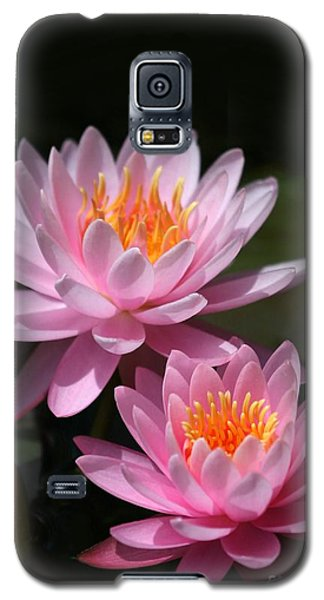 Water Lilies Love The Sun Galaxy S5 Case