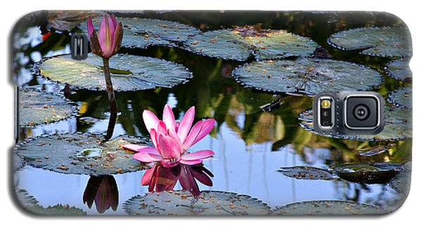 Water Lilies Galaxy S5 Case