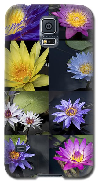 Water Lilies Galaxy S5 Case by Phil Abrams