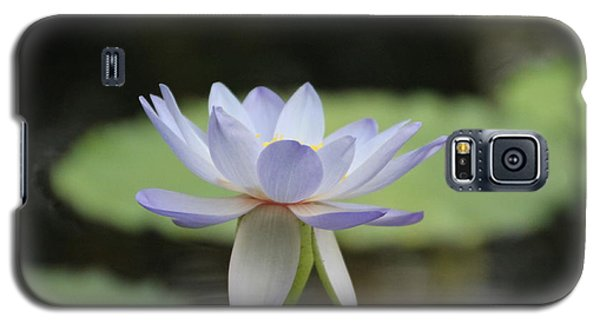 Galaxy S5 Case featuring the photograph Water Lily by Lynn England