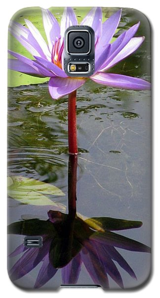 Water Lily - Shaded Galaxy S5 Case