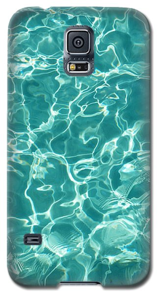 Water Meditation I. Five Elements. Healing With Feng Shui And Color Therapy In Interior Design Galaxy S5 Case
