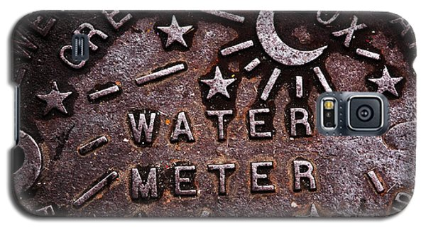 Water Meter Galaxy S5 Case