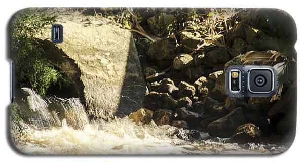 Water Rocks Galaxy S5 Case