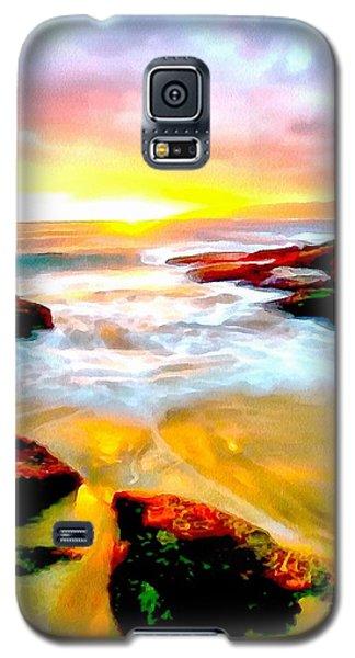 Water Runs To It Galaxy S5 Case