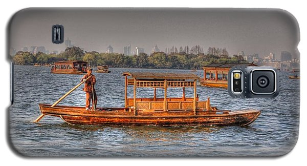 Water Taxi In China Galaxy S5 Case