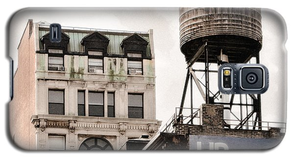 Water Towers 14 - New York City Galaxy S5 Case