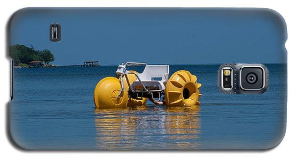 Water Trike Galaxy S5 Case