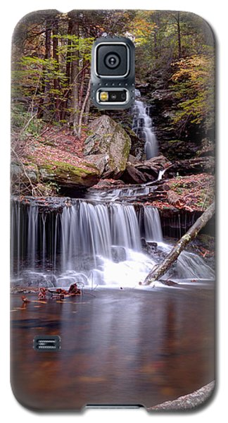 Water Under The Ozone Falls Bridge Galaxy S5 Case