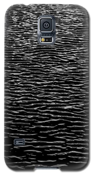 Water Wave Texture Galaxy S5 Case