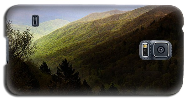 Watercolors Of The Smokies Galaxy S5 Case