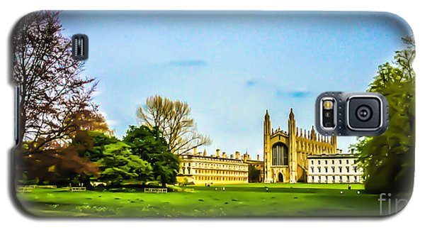 Watercolour College Galaxy S5 Case by David Warrington