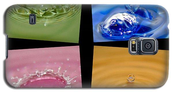 Waterdrops Galaxy S5 Case