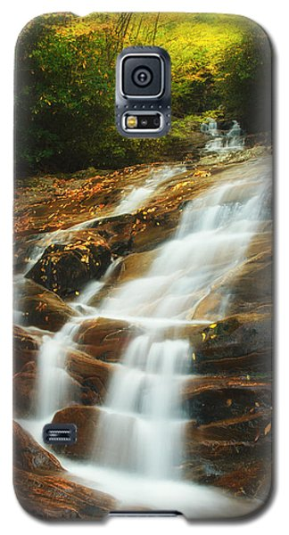 Waterfall @ Sams Branch Galaxy S5 Case