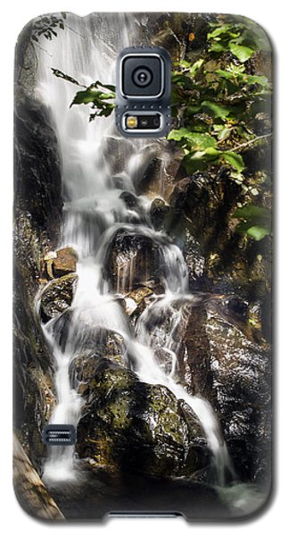 Galaxy S5 Case featuring the photograph Waterfall 2 by David Lester