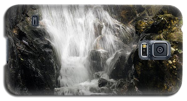 Galaxy S5 Case featuring the photograph Waterfall 3 by David Lester