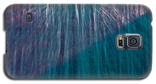 Waterfall Abstract Galaxy S5 Case by Stuart Litoff
