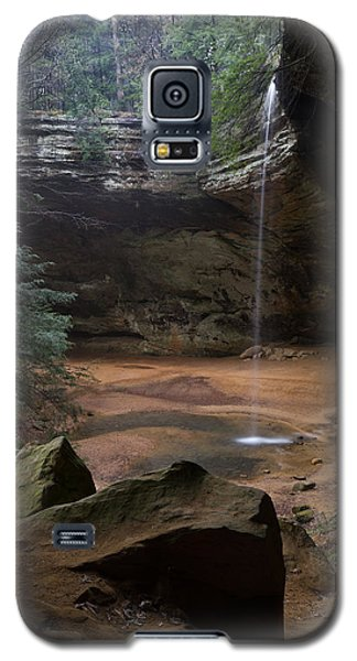 Waterfall At Ash Cave Galaxy S5 Case