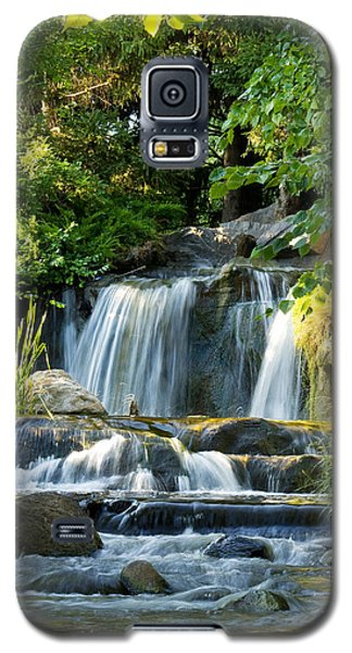 Waterfall At Lake Katherine Galaxy S5 Case