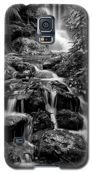 Waterfall At Rainbow Springs Galaxy S5 Case