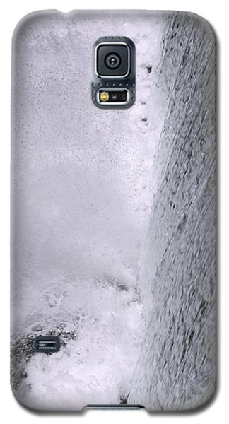 Waterfall Close-up Galaxy S5 Case