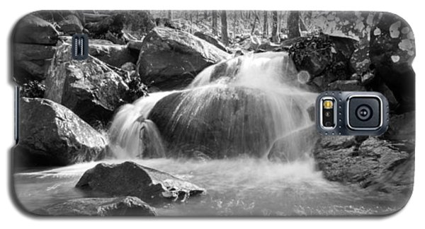 Waterfall In Southeastern Oklahoma Galaxy S5 Case