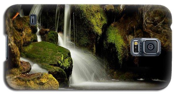 Waterfall - Naramata Dsc0043 Galaxy S5 Case
