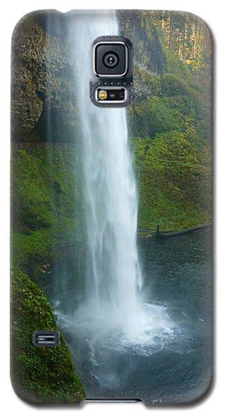 Waterfall View Galaxy S5 Case