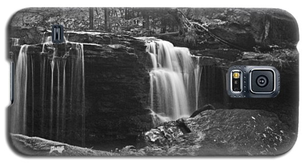Galaxy S5 Case featuring the photograph Waterfall Wat 255 by G L Sarti