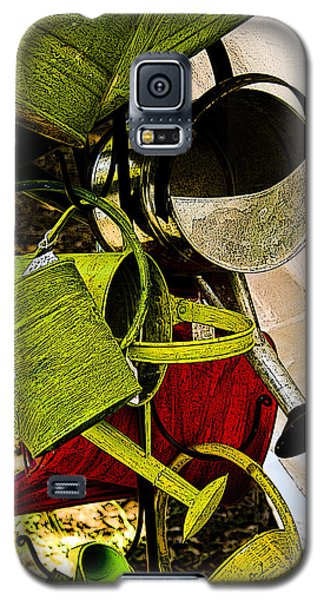 Watering Cans Galaxy S5 Case