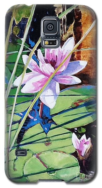Waterlily Galaxy S5 Case
