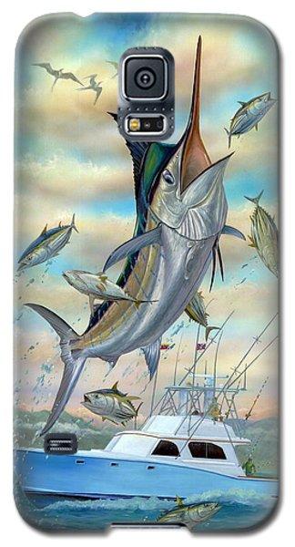 Waterman Galaxy S5 Case