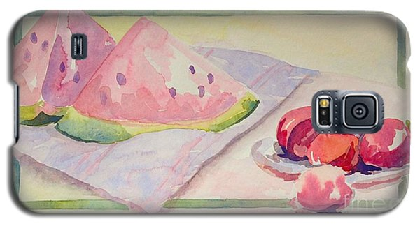 Watermelon Galaxy S5 Case